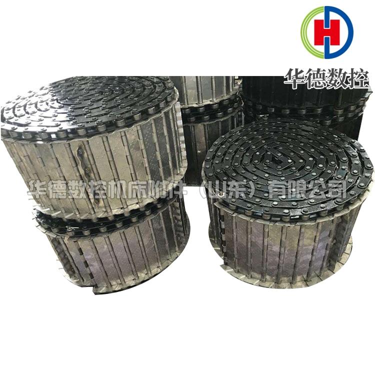 螺旋式排屑机链板
